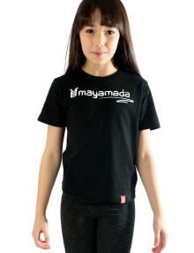 Scribbled TShirt Black