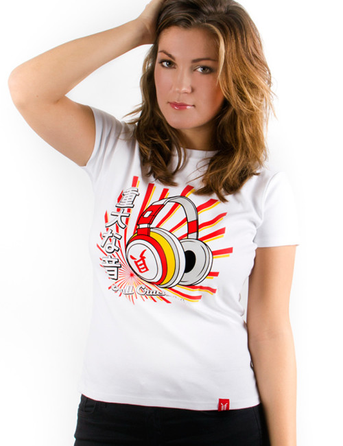 Serious Sound T-Shirt Womens