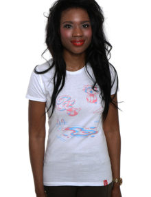 Splash Womens TShirt - mayamada
