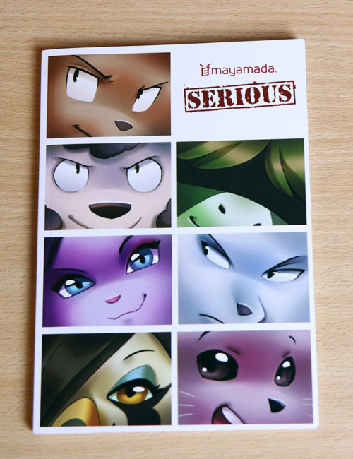 Serious Volume 1 Manga