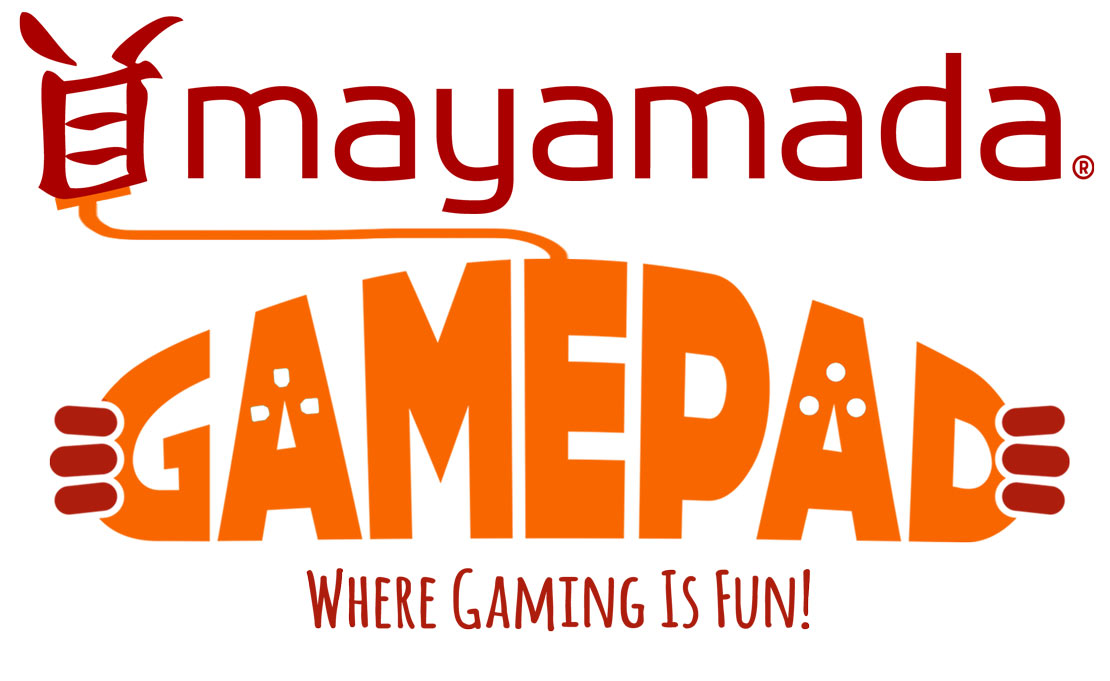 mayamada GamePad - Where Gaming Is Fun!