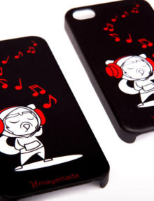 Norio iPhone 4 & 5 Cases - mayamada