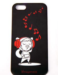Norio iPhone Case - mayamada